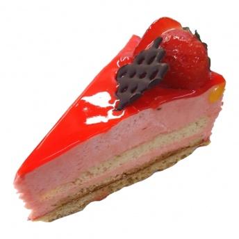 Aardbeien bavaroise punt