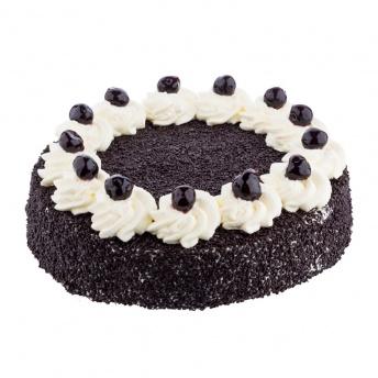 Schwarzwalder kirsch taart zonder alcoh